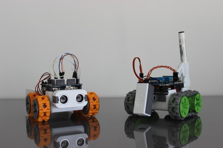 Build Your Own STEAM Camp: Battle Bots (Gr. 5-8)