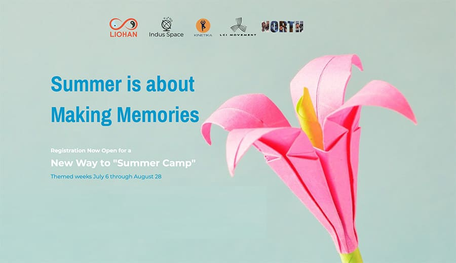 Virtual Summer Camps from LIOHAN and Friends