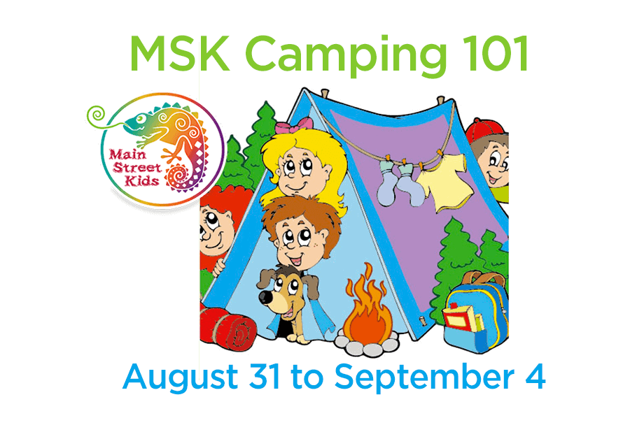 Main Street Kids Summer Camps