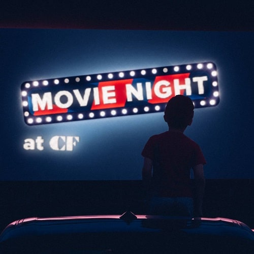Movie Nights at CF Sherway Gardens
