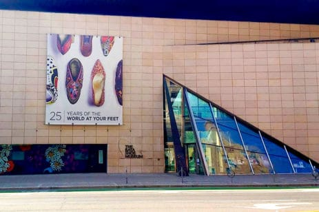 Bata Shoe Museum Welcome Back