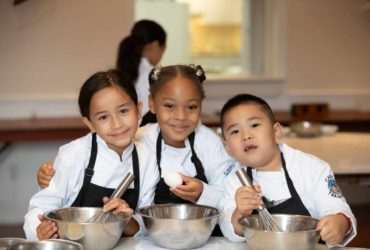 Rooks to Cooks Virtual After-School Cooking Classes