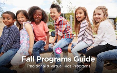 Fall Programs for Kids GTA