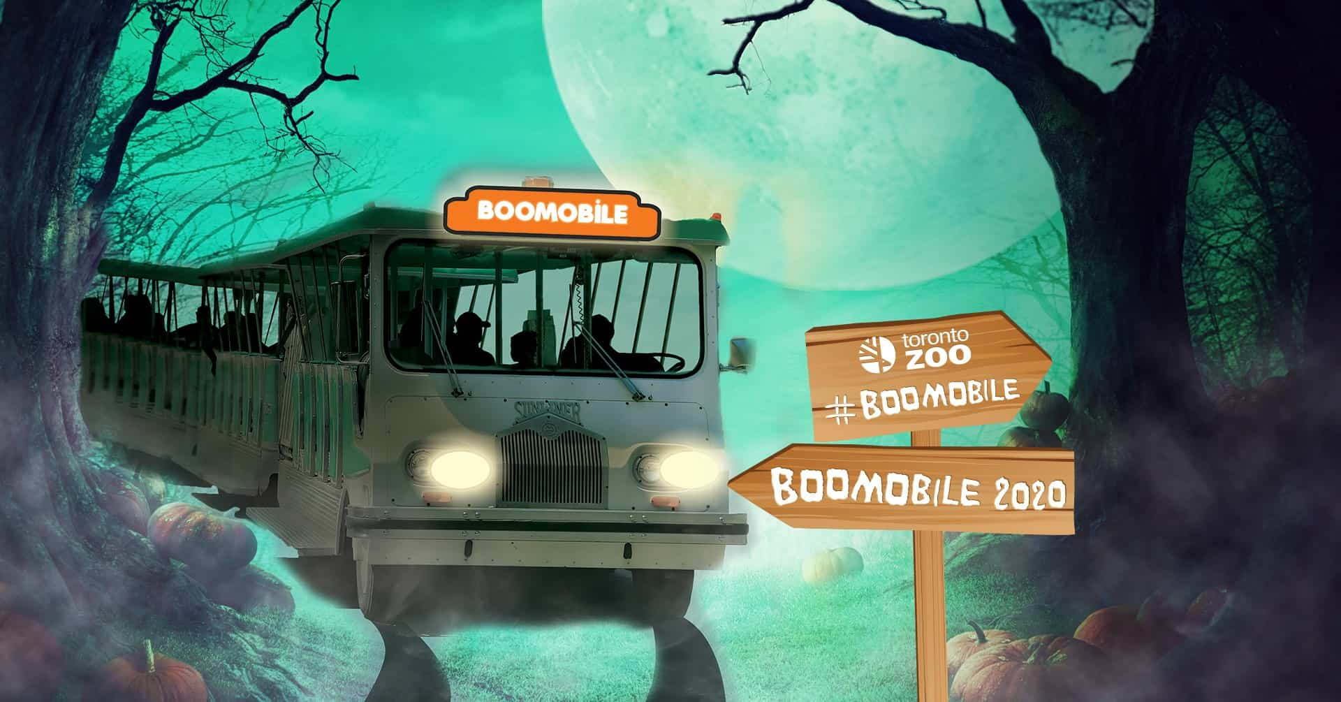 Boo at the Zoo and Boomobile