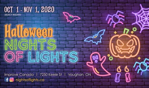 Halloween Night of Lights