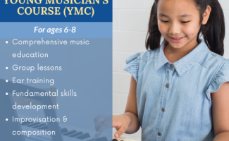 Young Musician's Course (6-8 years)