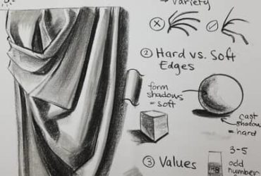 Realistic Drawing Classes for Teens