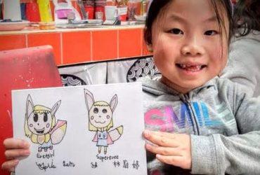 Beginner Cartooning Class for Kids