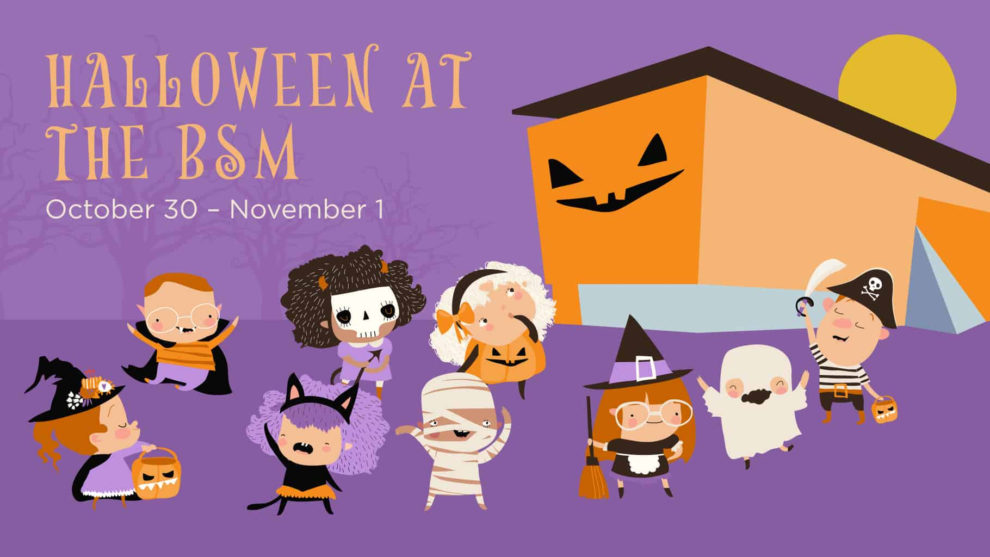 Halloween at the BSM