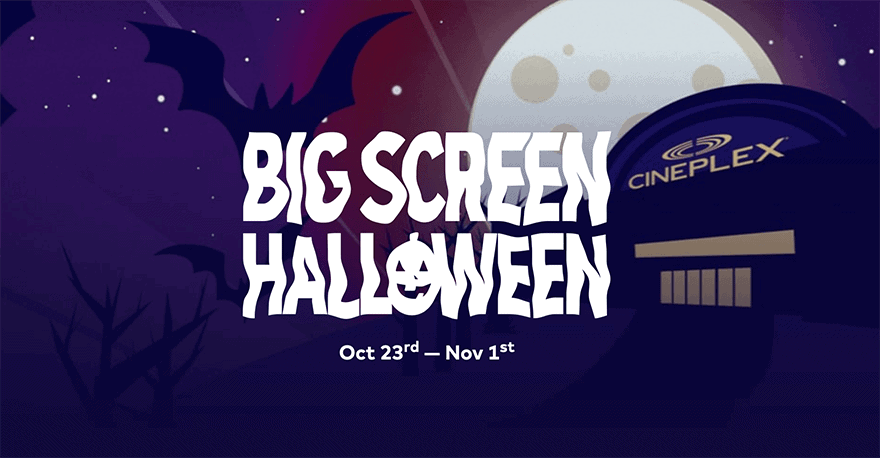 Big Screen Halloween