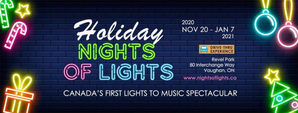 Holiday NIghts of Lights