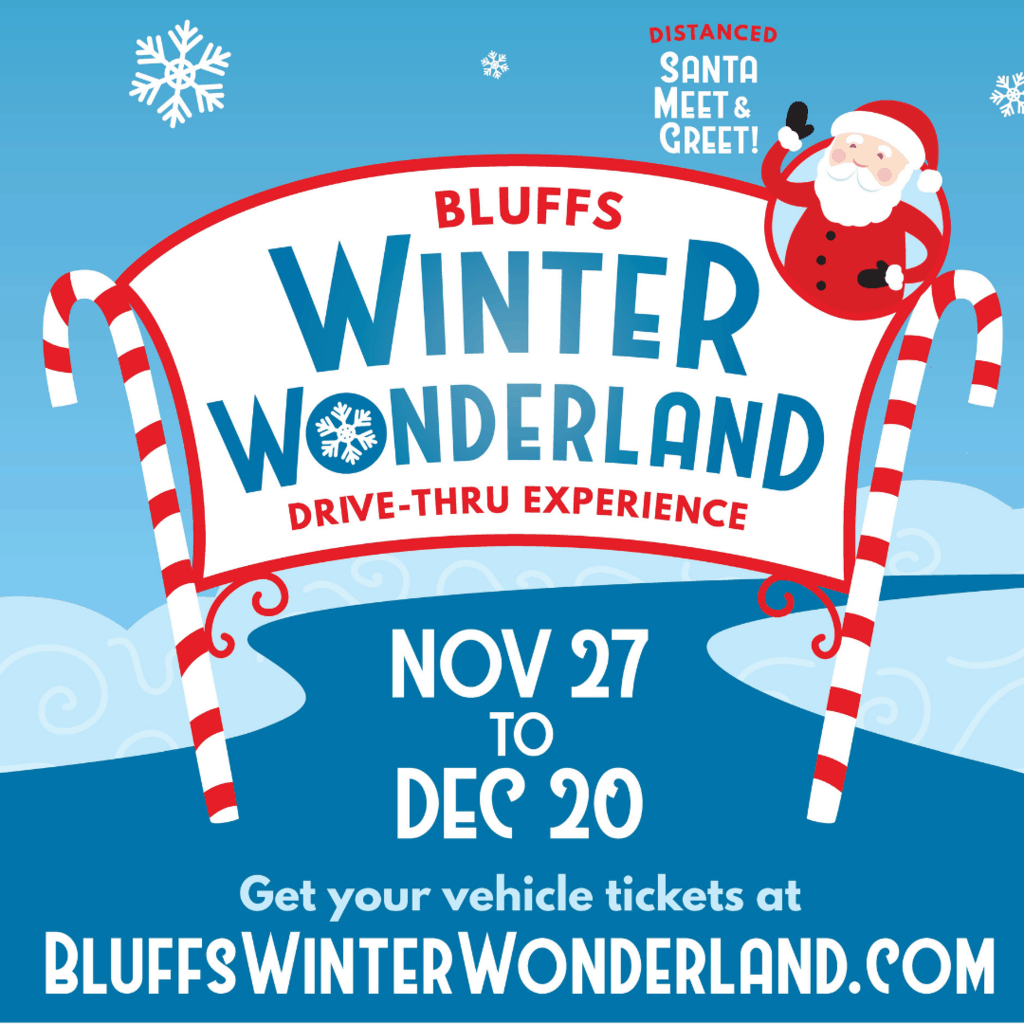 Bluffs Winter Wonderland