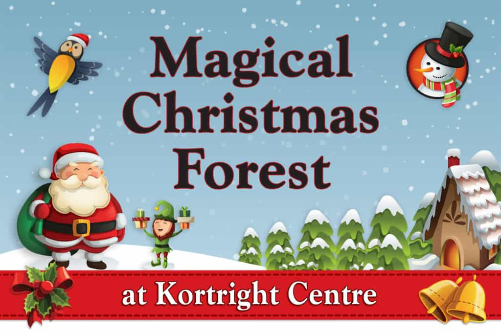 Kortright Magical Christmas Forest