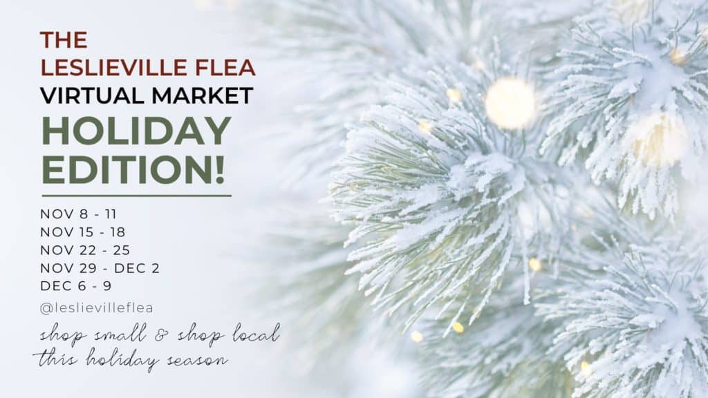 Leslieville Holiday Market
