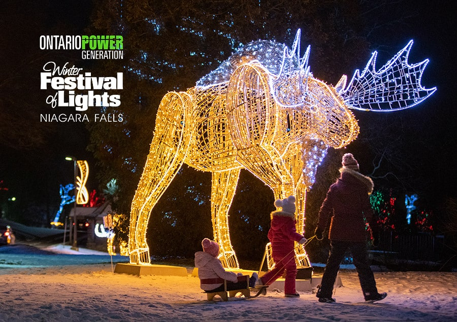 Niagara Winter Festival of Lights