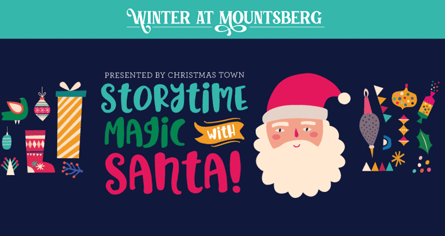 Storytime Magic with santa