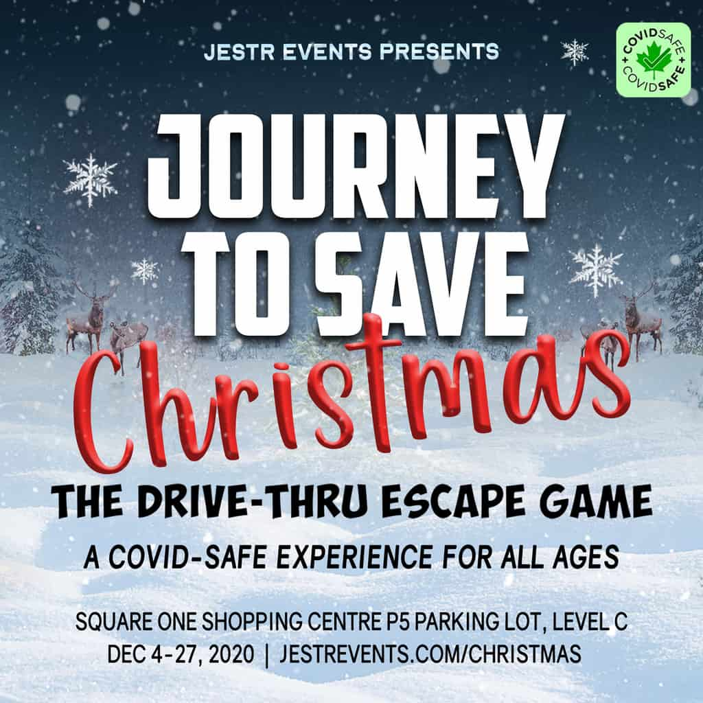 Journey To Save Christmas