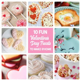 10 Valentine;s Day Treats to Make at home