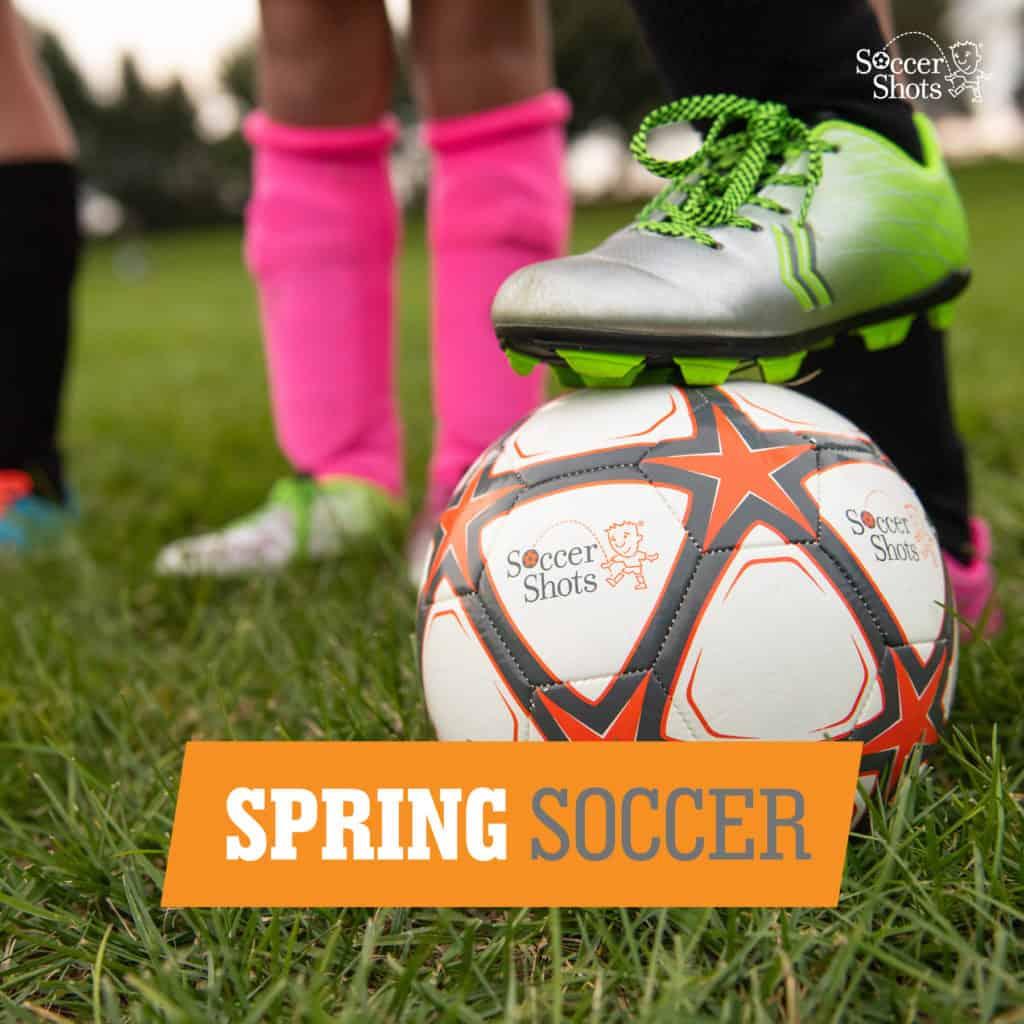 Soccer Shots Halton Spring Programs