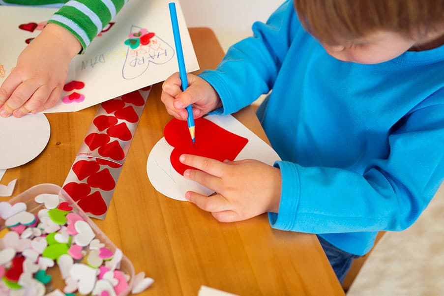 Fun Ideas to Celebrate Valentine's Day at Home with Kids