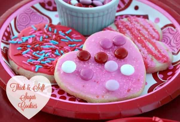 Valentine Cookie Party