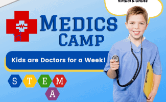 Medics Camp-Virtual Contagion (July 5-9)