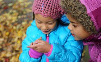 Little Saplings Fall Parent & Tot Program
