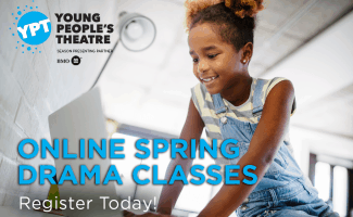 Online Spring Drama Classes with YPT