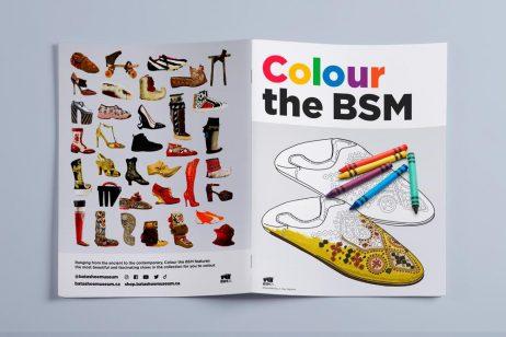 Colour the BSM