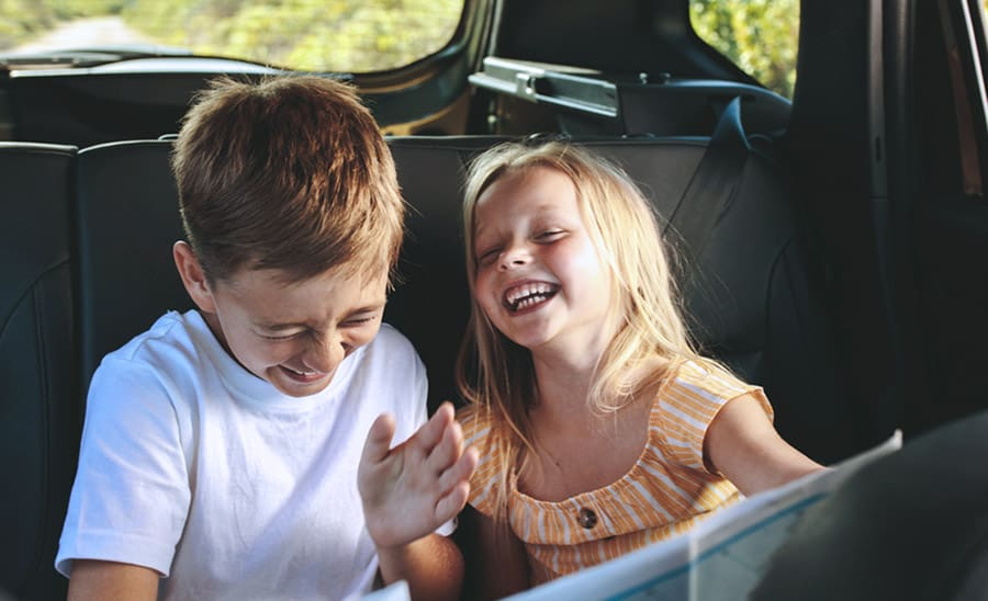 Activity Books for your next road trip