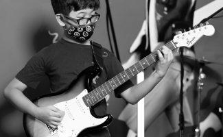 Grunge Garage Summer Camp