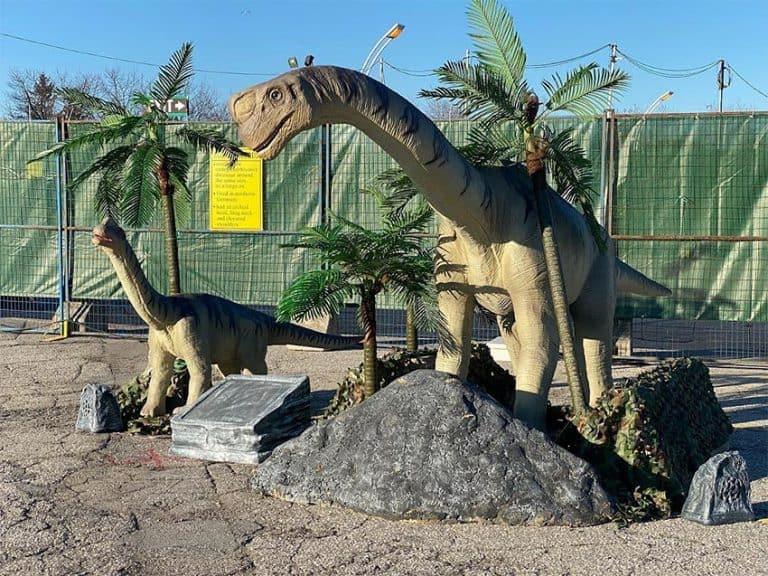 Dinosaur Drive-thru Hamilton