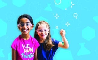 The STEAM Project Summer Camp – Snap Crackle Pop