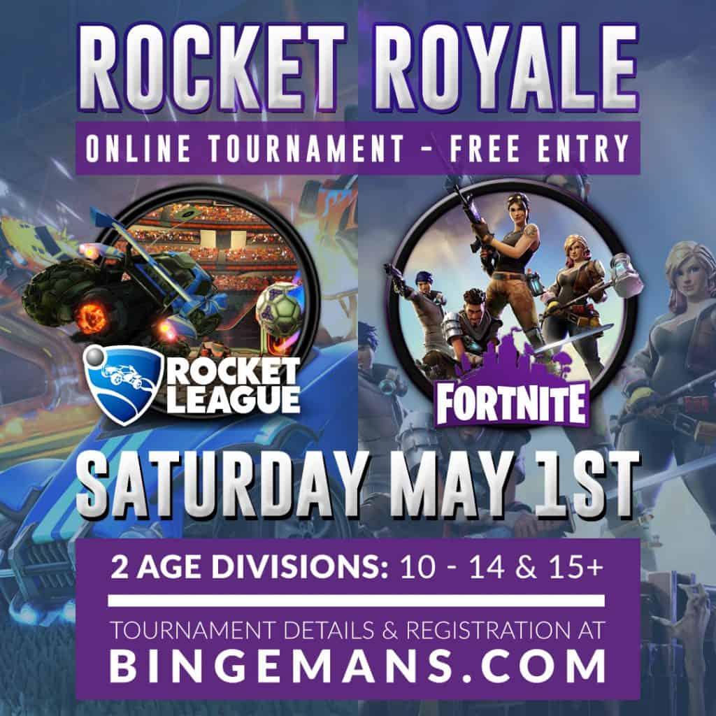 Bingemans Rocket Royale