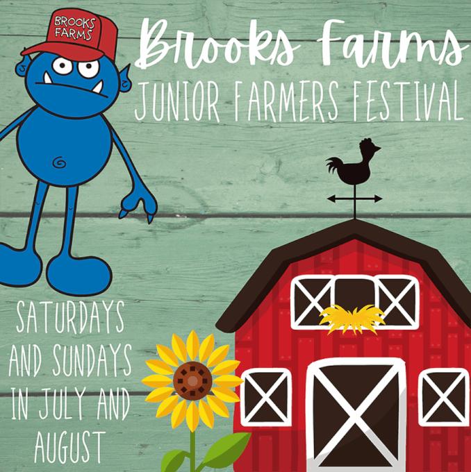Brooks Farms Junior Farmers Festival