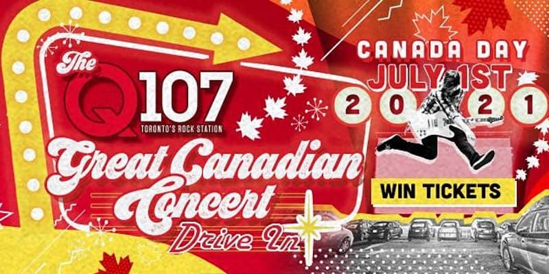 Q107 Canada Day