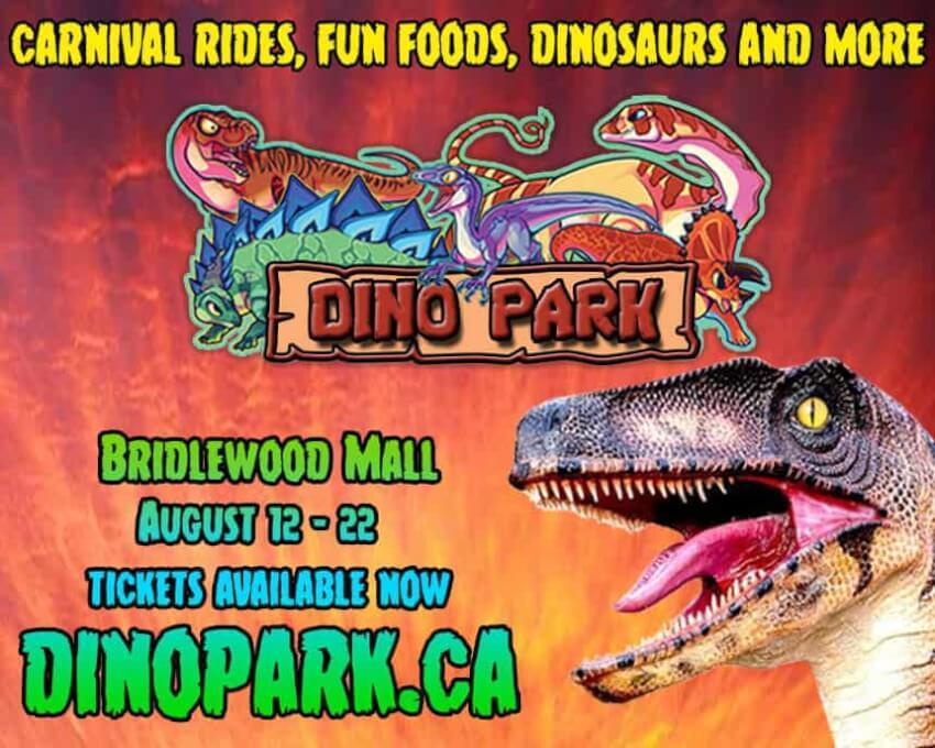 Dino Park Bridlewood Mall