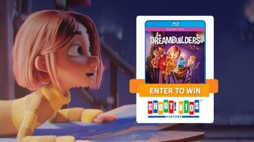 Dreambuilders DVD Giveaway
