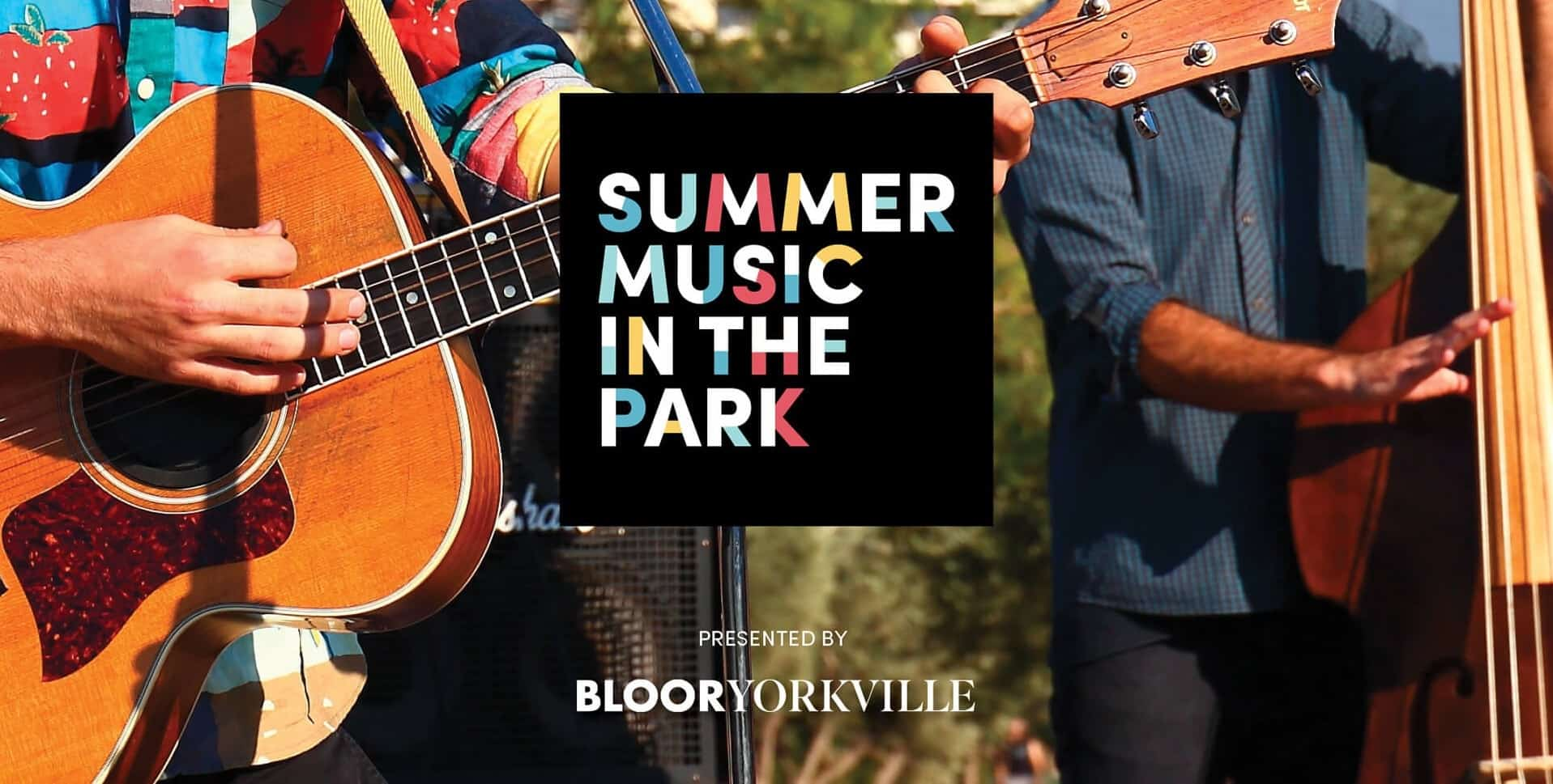 Summer Music in the Park