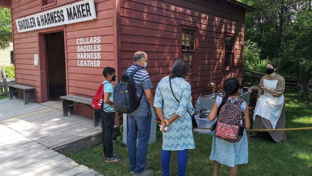 Black Creek Guided Family Tours