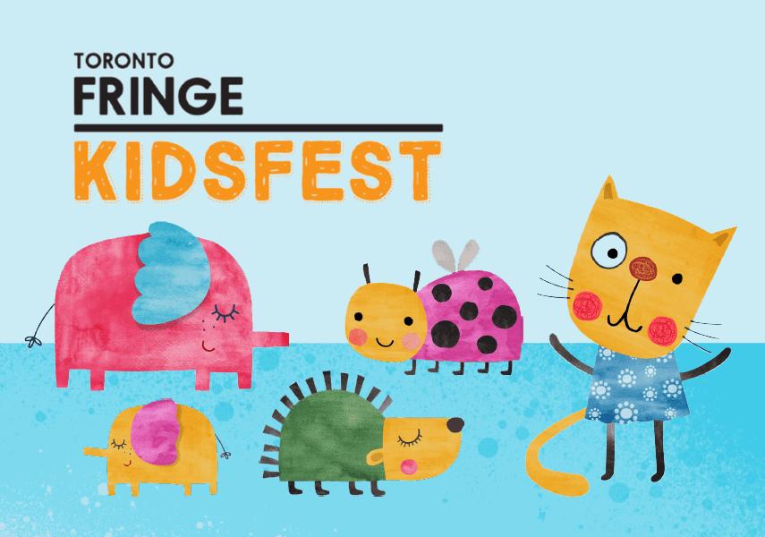 Fringe KidsFest on Demand