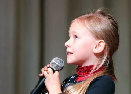 Child Public Speaking