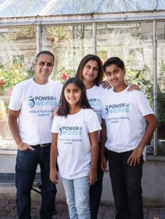 Hafsa Esmail, Founder of Power of Words Academy