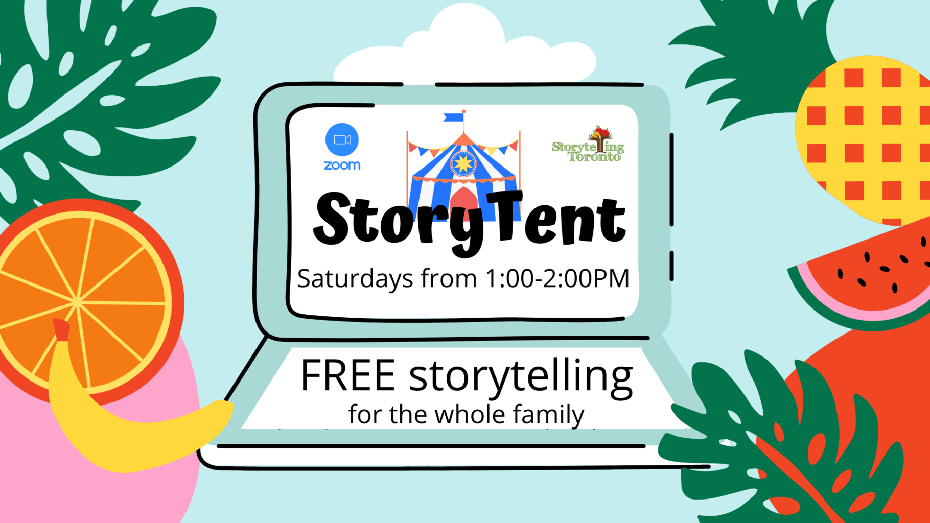 Story Tent