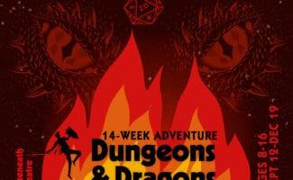 Dungeons & Dragons 14 Week Adventure