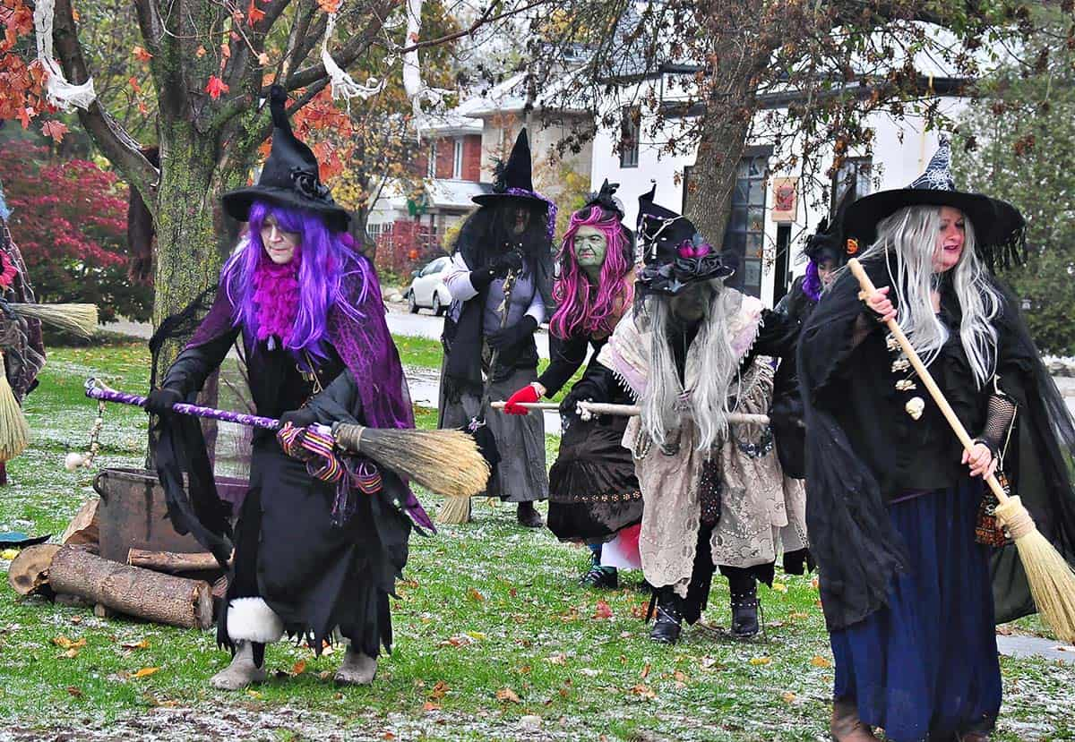Monster Month scares up family-friendly fun in Elora and Fergus
