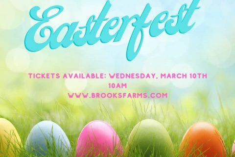 Easterfest at Brooks Farms