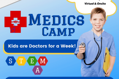 IG MEDICS CAMP profile 2021