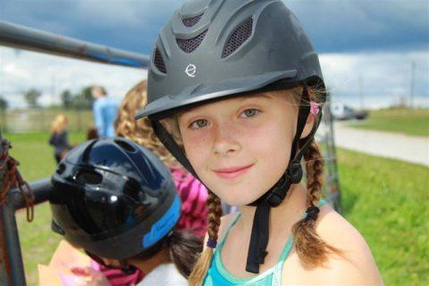 Saddle Club Earthbound Kids