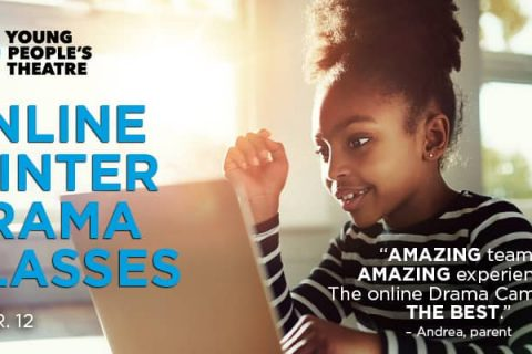 LISTINGS Online Winter Drama Classes image